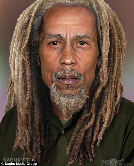 Bob Marley hoje em dia