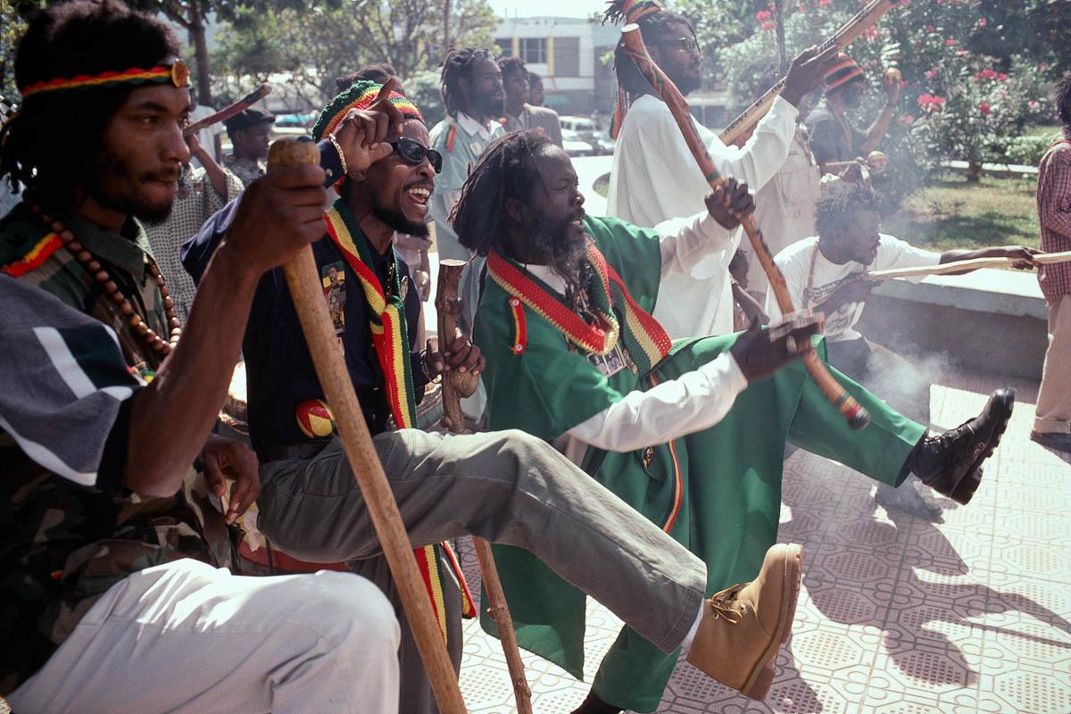 movimento Nyabinghi